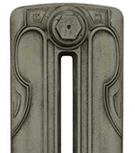 Cast Iron Radiator Finish - Antique French Grey
