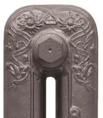 Cast Iron Radiator Finish - Baroque
