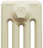 Cast Iron Radiator Finish - Buttermilk