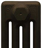 Cast Iron Radiator Finish - Old Penny
