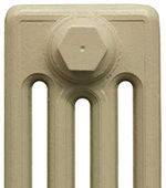 Cast Iron Radiator Finish - Velum